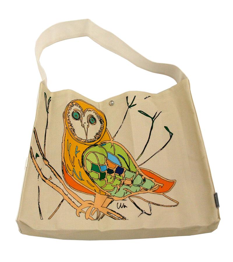 ORIOR BAG 02 フクロウ