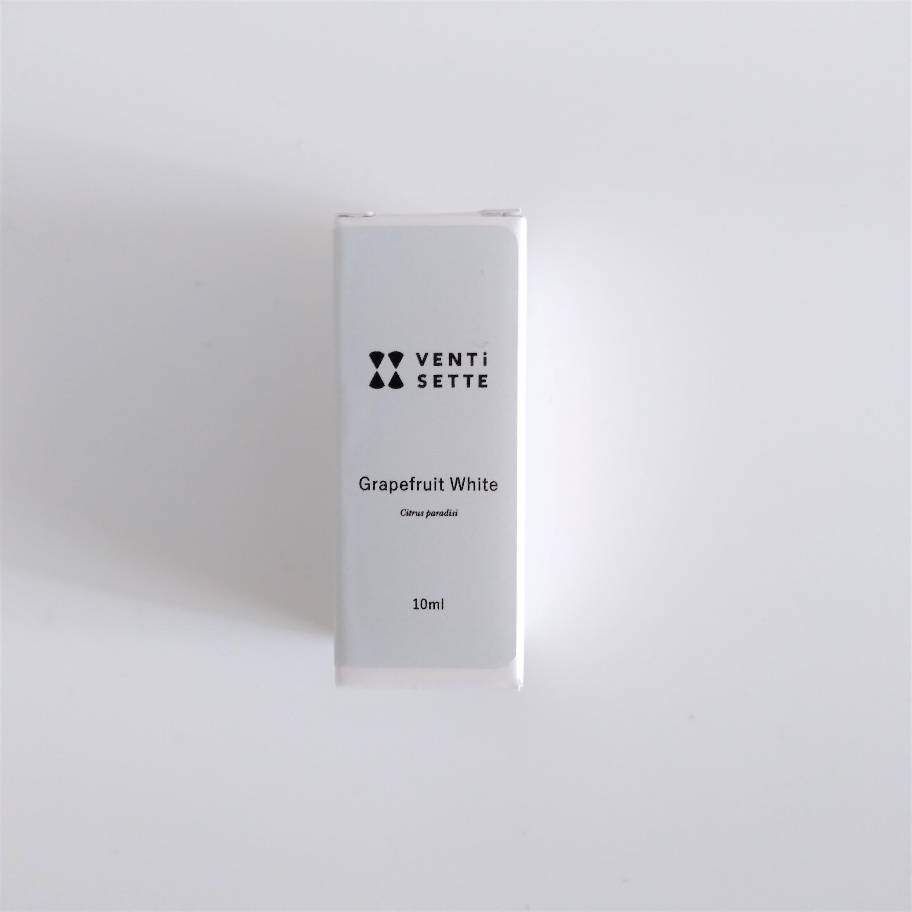 グレープフルーツホワイトエッセンシャルオイル 10ml