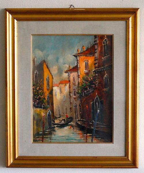 "Italian Painting ""Venice"""