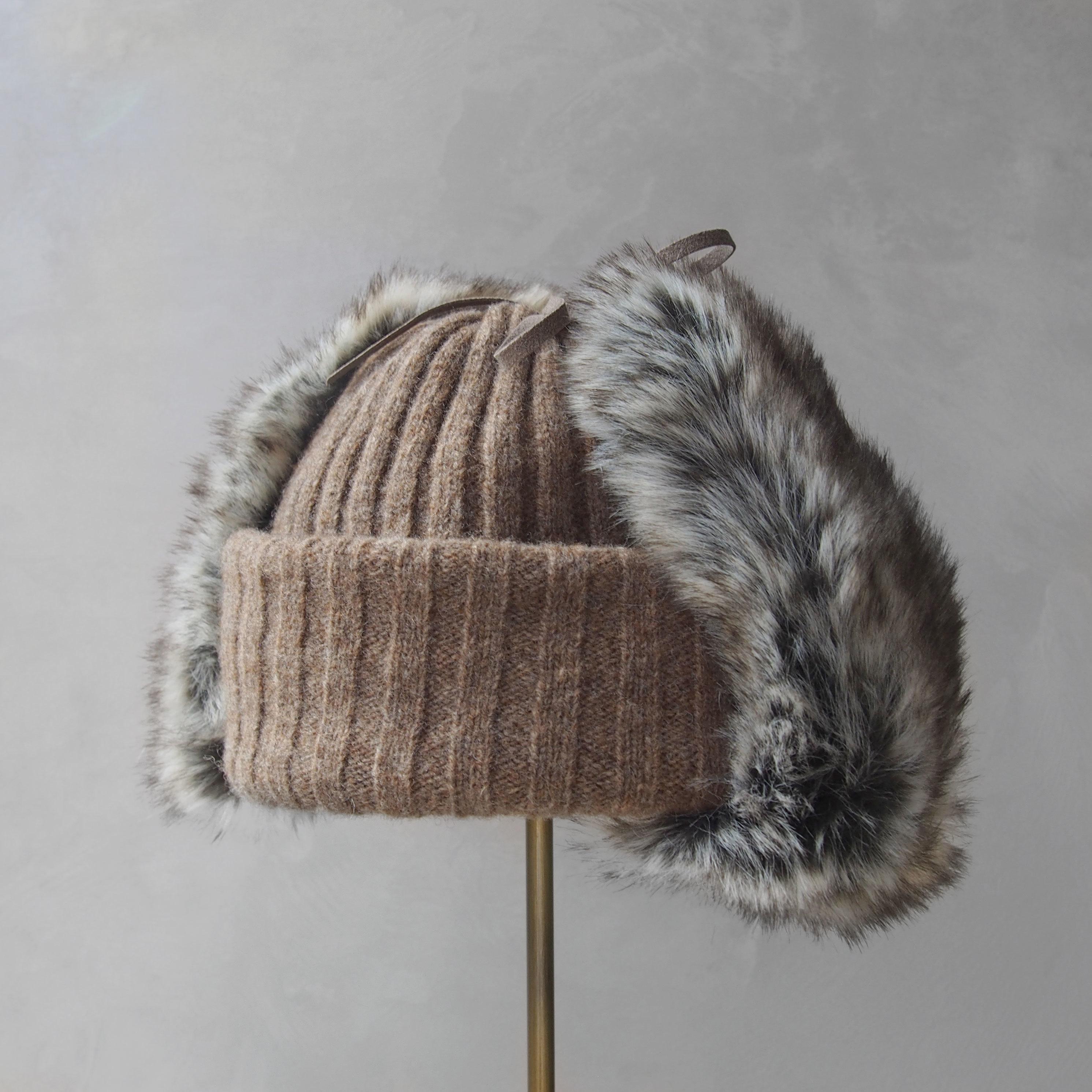 Nine Tailor Landing knit watch mocha