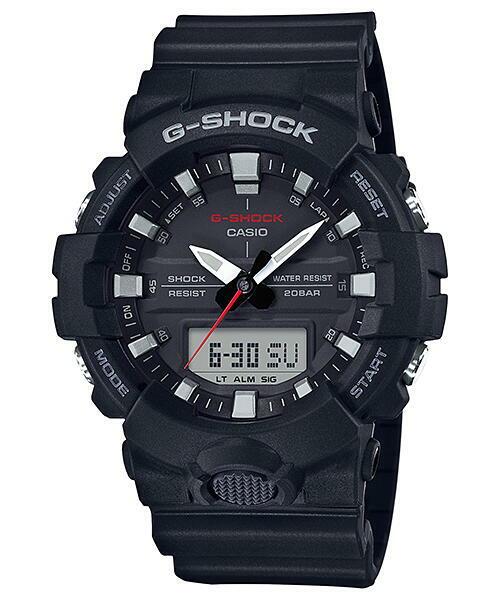 CASIO  カシオ G-SHOCK GA-800-1A メンズ 腕時計