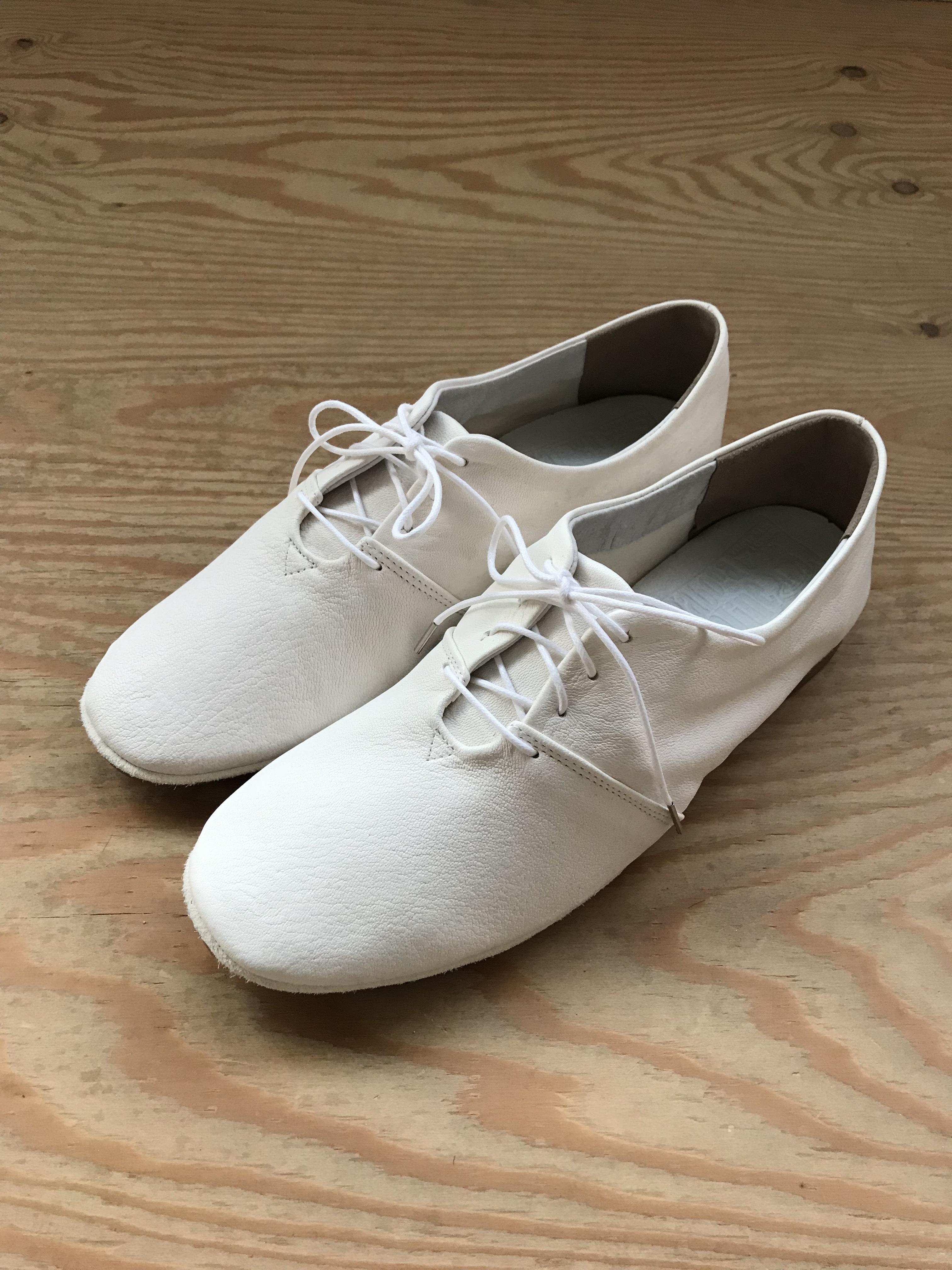 boga boga loopline DEERWALK ballerina WHITE