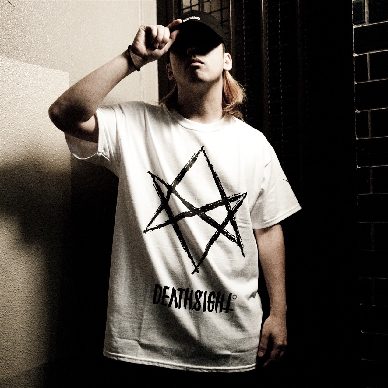 """Hexagram"" Tees / WHITE - 画像3"