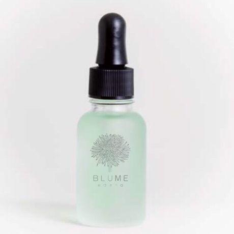 【鎮静系/オイル】BLUME edena ハーバルビューティオルドロップ (ブルー) / 30ml (Facial Oil)