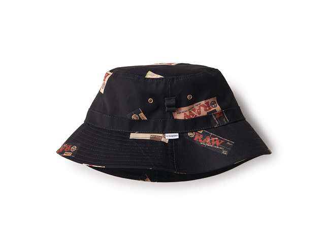 RAW × INTERBREED|Package Textile Hat