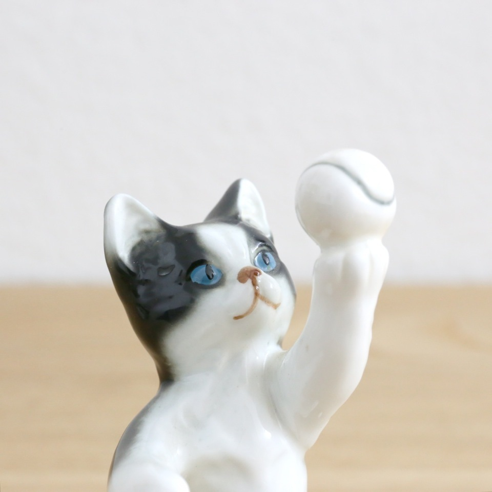 Danbury Mint  Vintage Cat