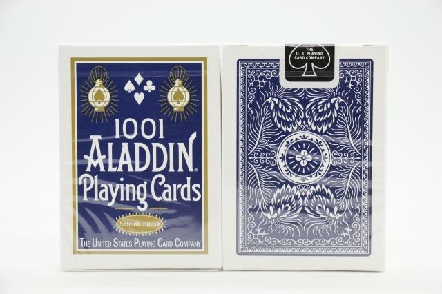 Aladdin 1001 smooth finish (青)