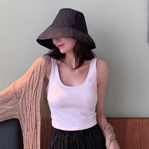 【キャミソール】ファッション透かし彫り切り替えキャミソール22874782