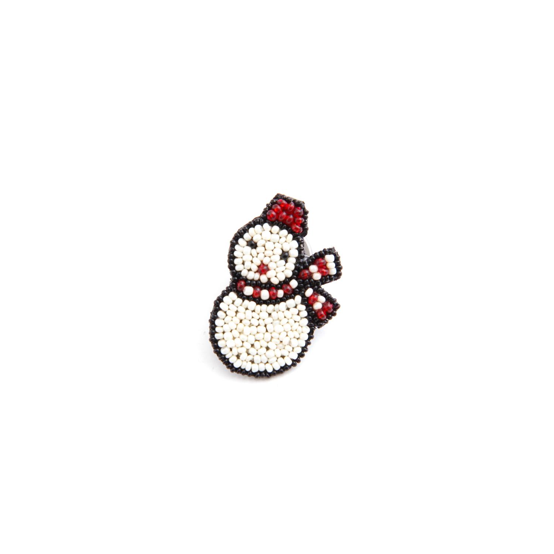 Môko Kobayashi/雪だるま pin