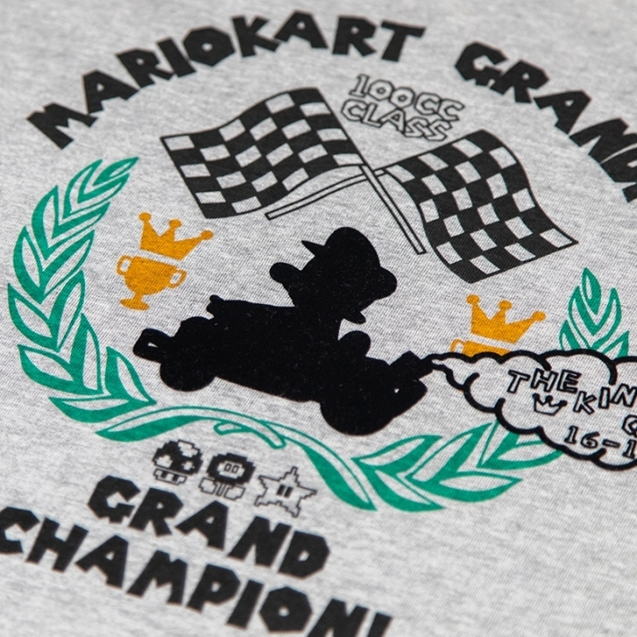SUPER MARIO KART GRANDCHAMPION (2色)(スーパーマリオカート) / THE KING OF GAMES
