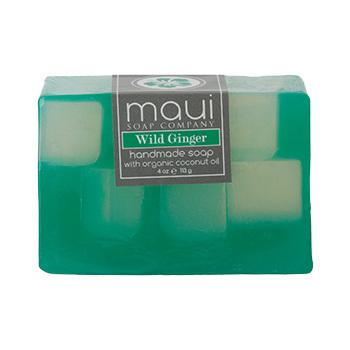 ハンドメイドソープ ワイルドジンジャー Maui Soap Company