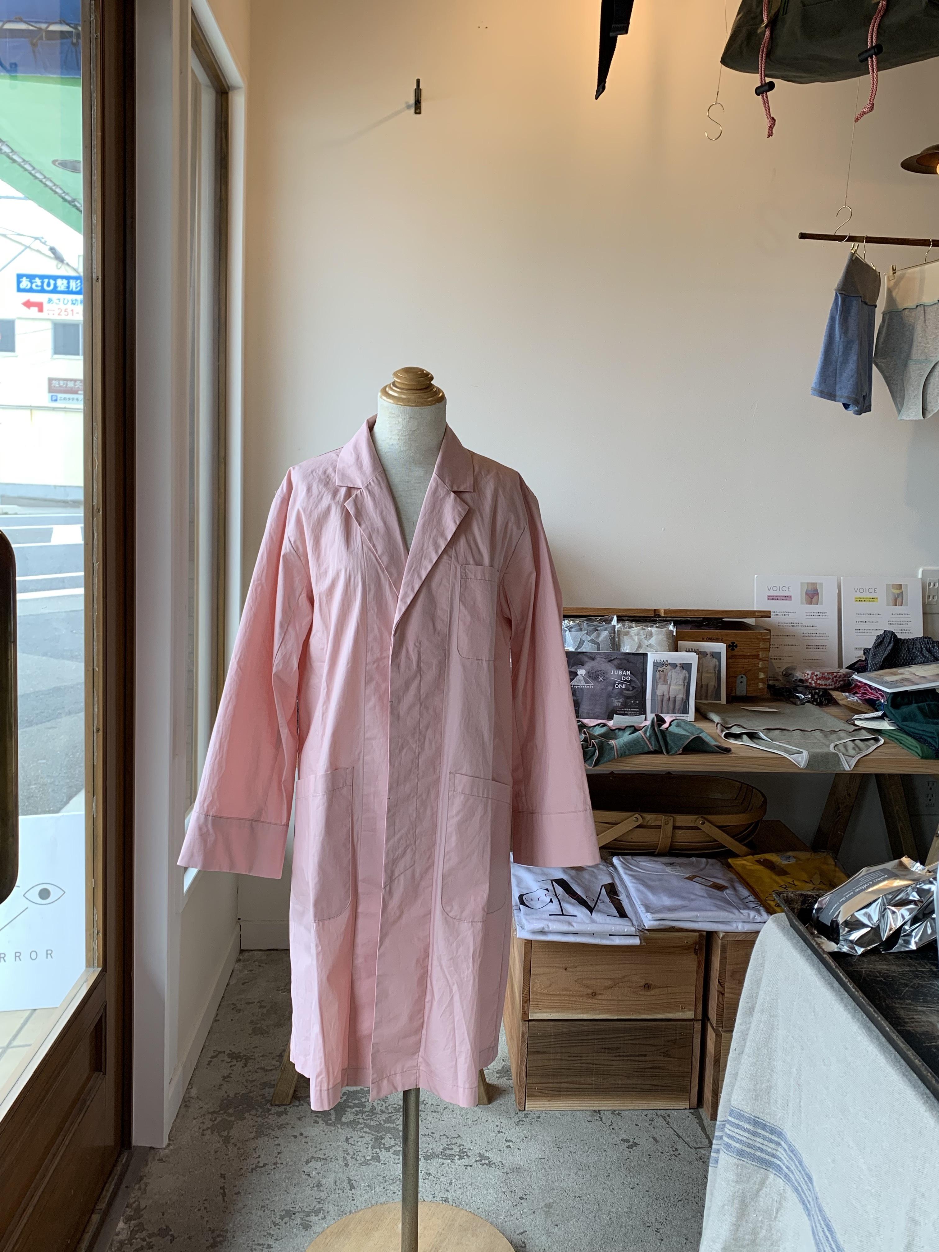 Panenka Whyte Coat Dr.Houston(light pink)