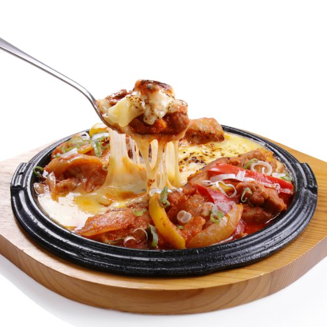 【冷凍おかず】チーズタッカルビ