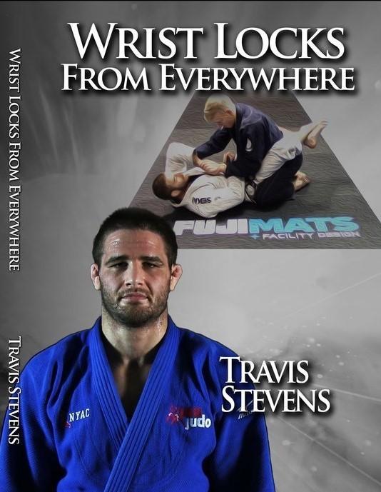 トラヴィス・スティーブンス どこからでもリストロック(モンジバカ)2枚組DVDセット|ブラジリアン柔術教則DVD