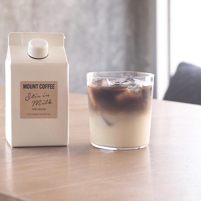 Stir in Milk [NON SUGAR]  ( 500ml )