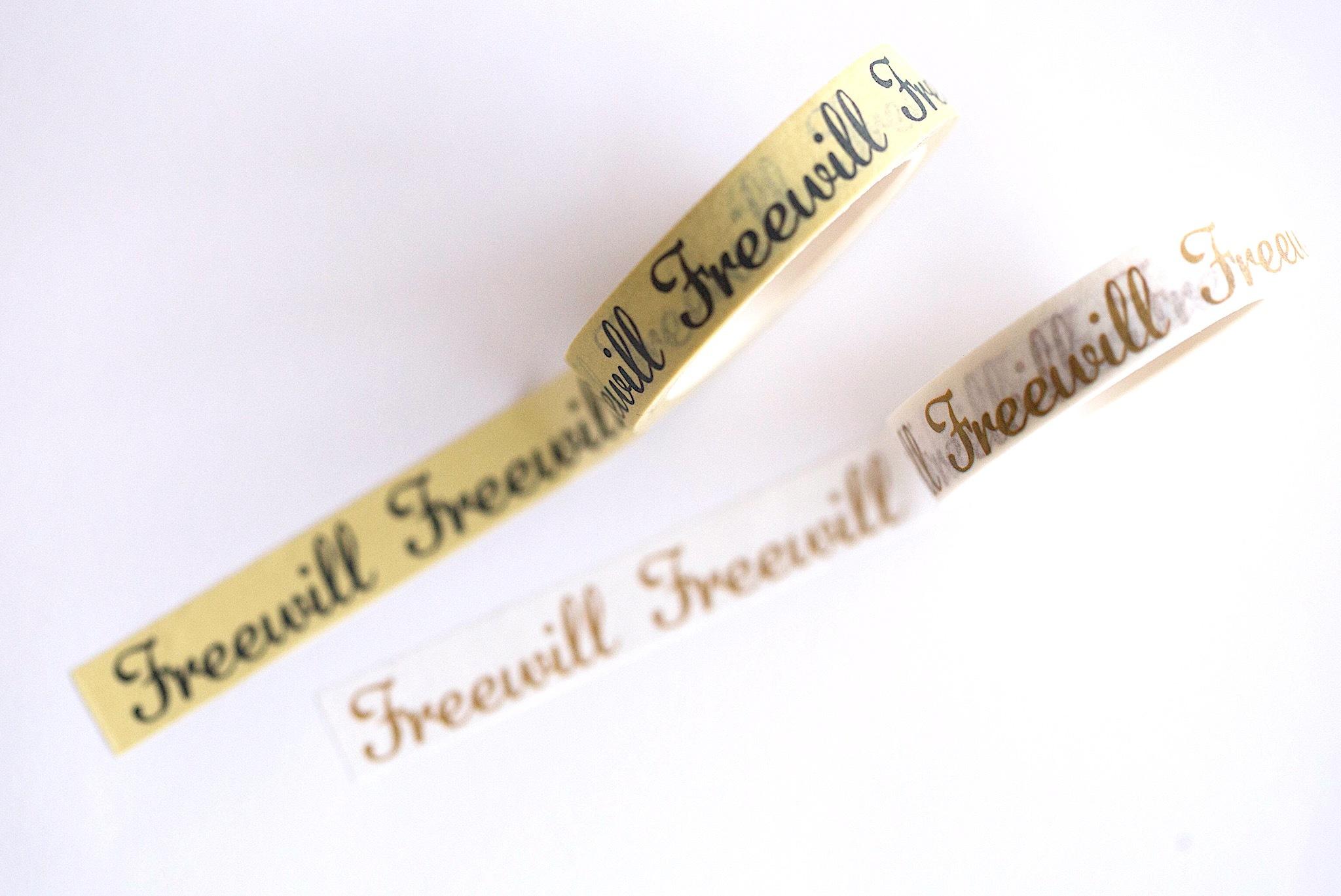 Freewill オリジナルマステセット
