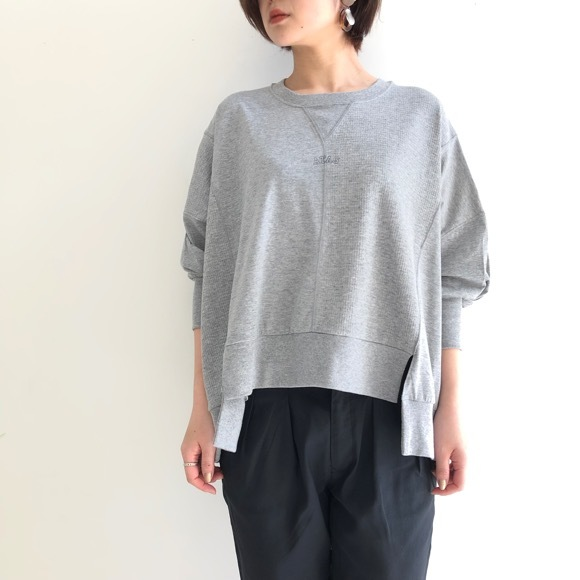【 ANTGAUGE 】ドロップショルダーパネルシャツ