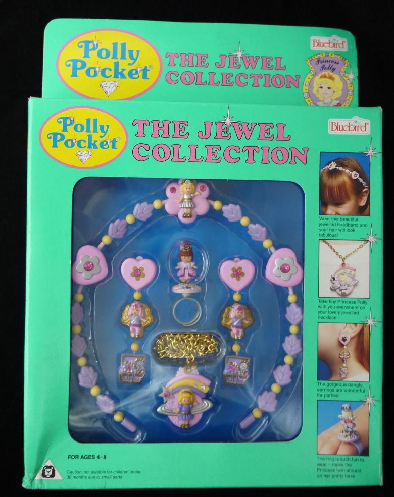 ジュエルコレクション プリンセスジュエリー 新品1992年