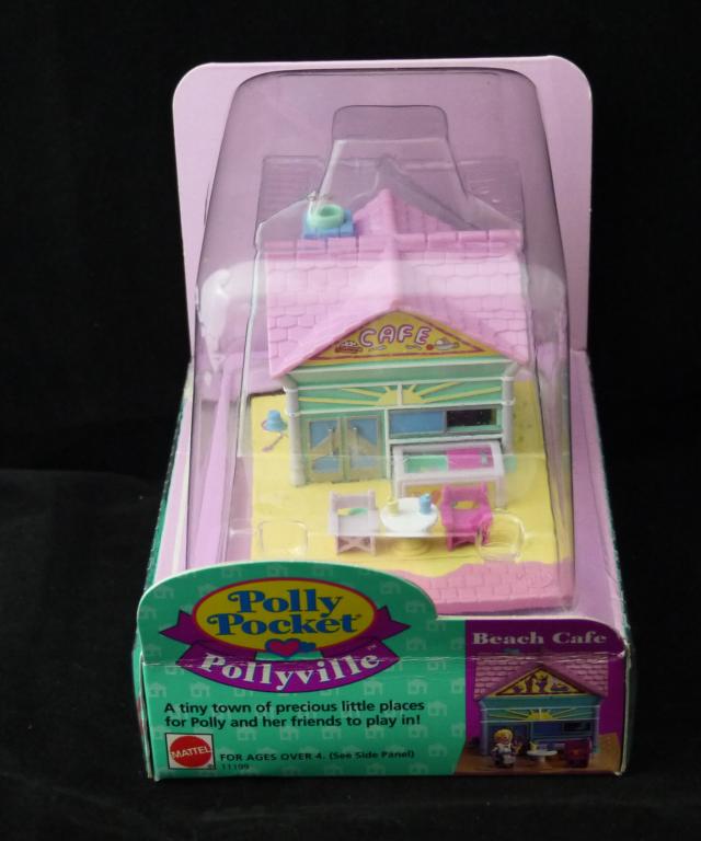 ビーチカフェ 1993年  ポーリータウンシリーズ 箱付き完品