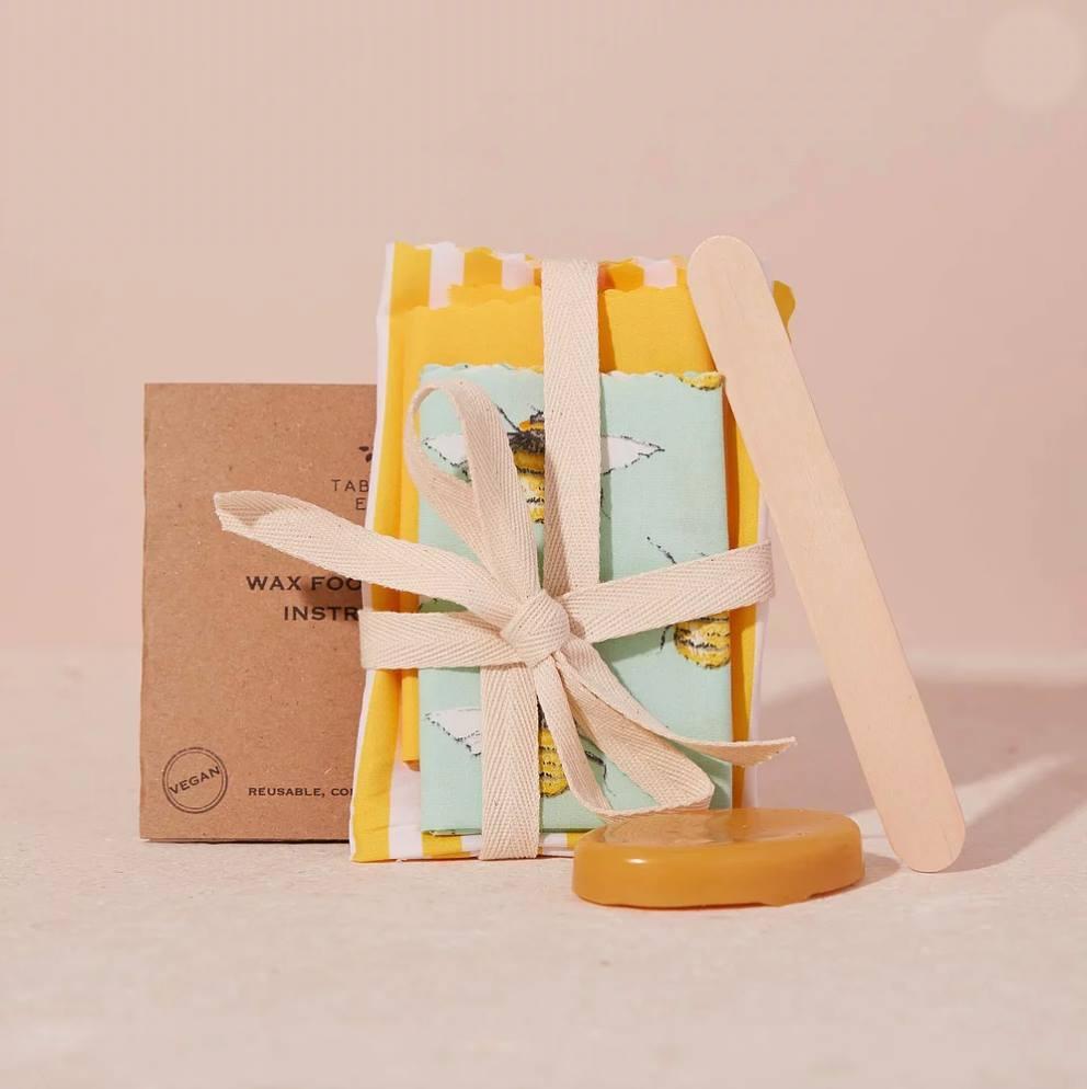 Tabitha Eve DIY Vegan Wax Food Wrap Kit