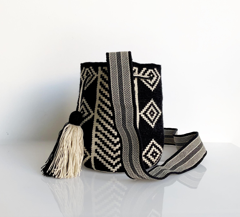 ワユーバッグ(Wayuu bag) Basic line Lサイズ