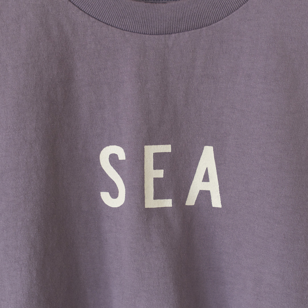 快晴堂 カイセイドウ Boy's 海上がりUNI Tシャツ 母なる海