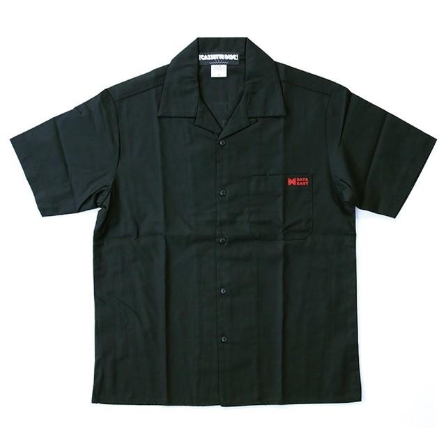 データイースト オープンカラーシャツ / ANIPPON.