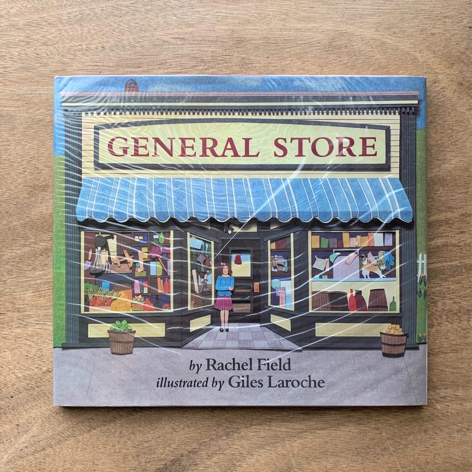 GENERAL STORE  RACHERL FIELD  / GILES LAROCHE / ギレス・ラローシェ (イラストレーター)