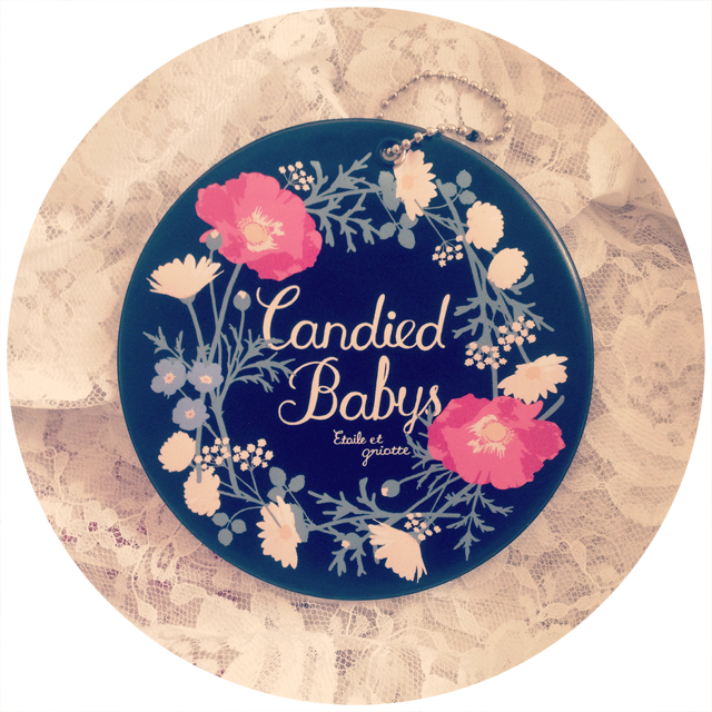 Candied Babysパスケース