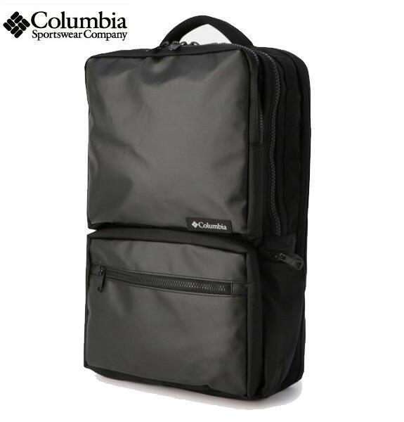 コロンビア リュック デイパック スターレンジスクエアバックパックII Columbia Star Range Square Backpack II Black