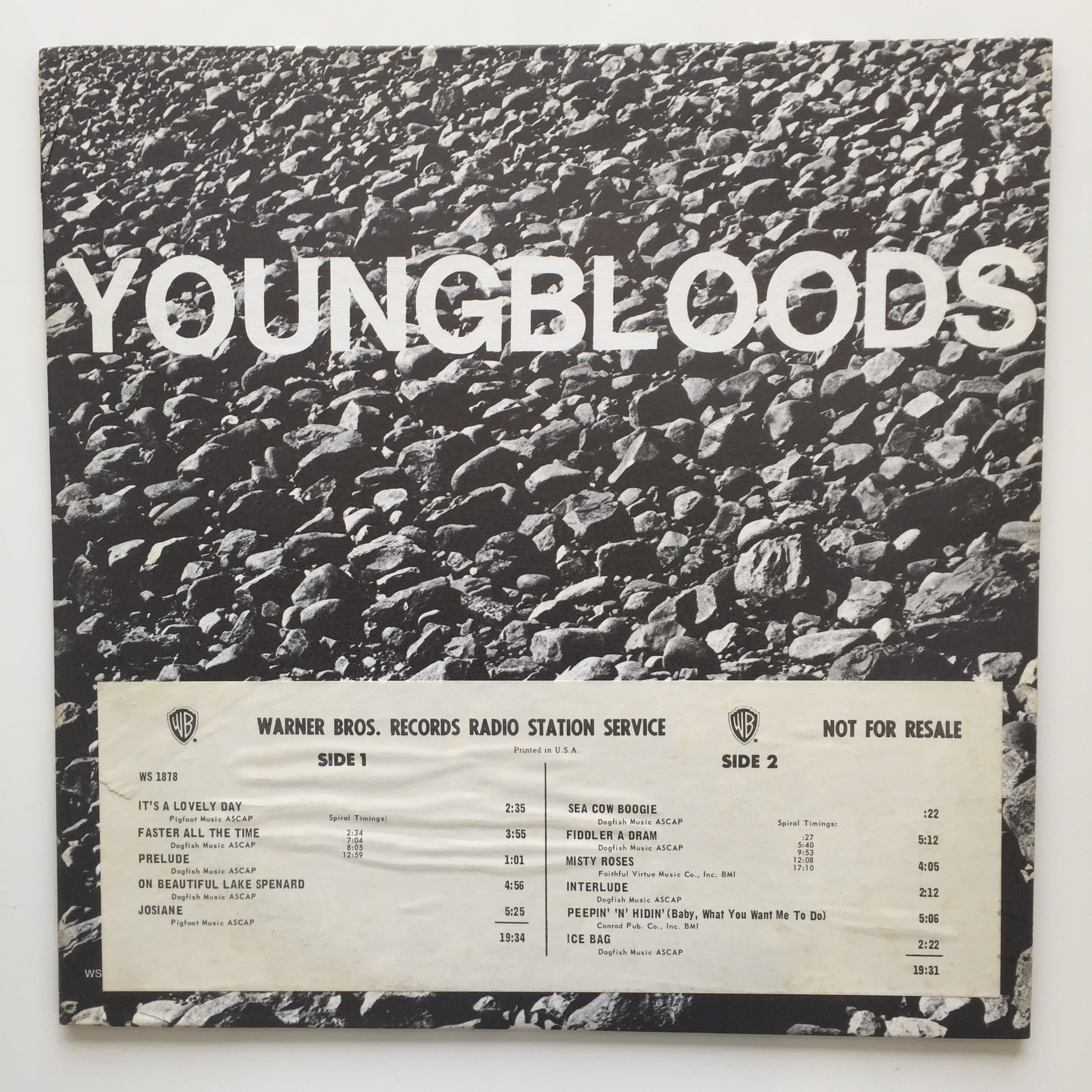 ●YOUNG BLOODS / S/T