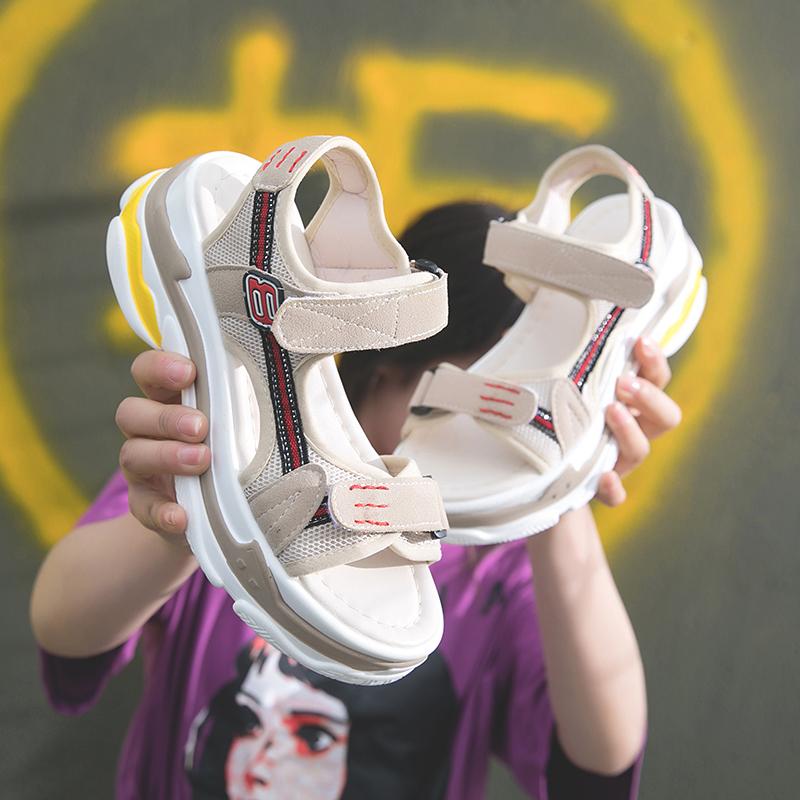 【shoes】数字ファッションハイヒールサンダル20697139