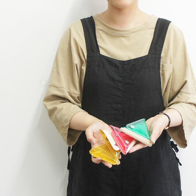 MASTER&Co. マスターアンドコー PVC×DOUBLE BUTT TRIANGLE  【返品交換不可】 (品番mc1090)