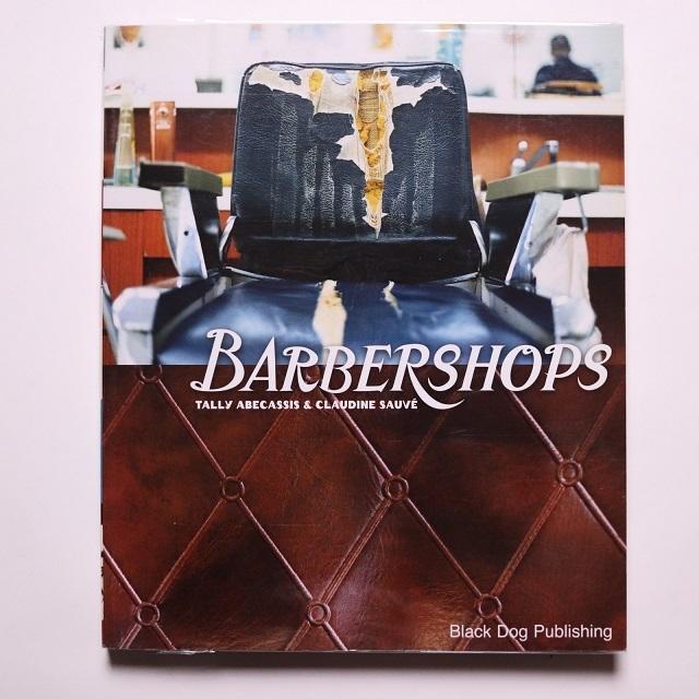 BARBERSHOPS バーバーショップス / Tally Abecassis& Claudine Sauve