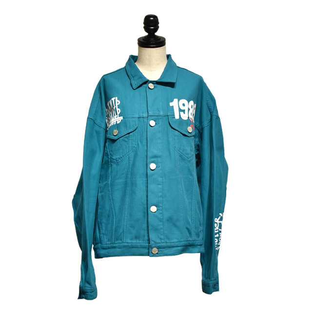 FUSION / The Kiss Jacket / Green