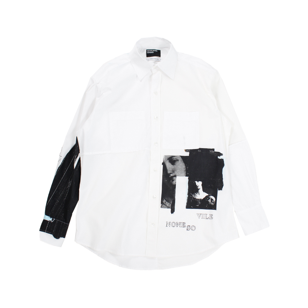 ENFANTS RICHES DEPRIMES Shirt White