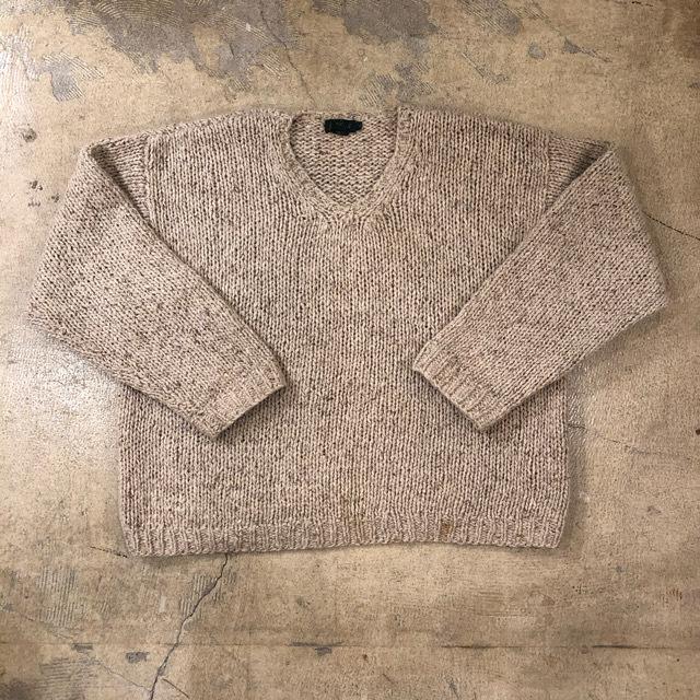 J.crew Wool Sweater ¥7,800+tax
