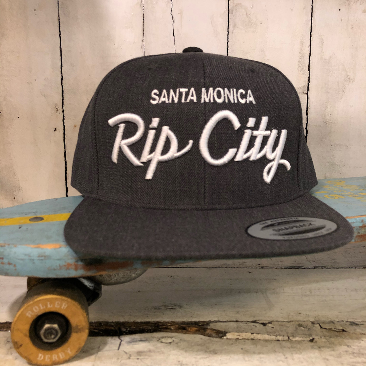 Rip City Skates #Logo Snapback Cap