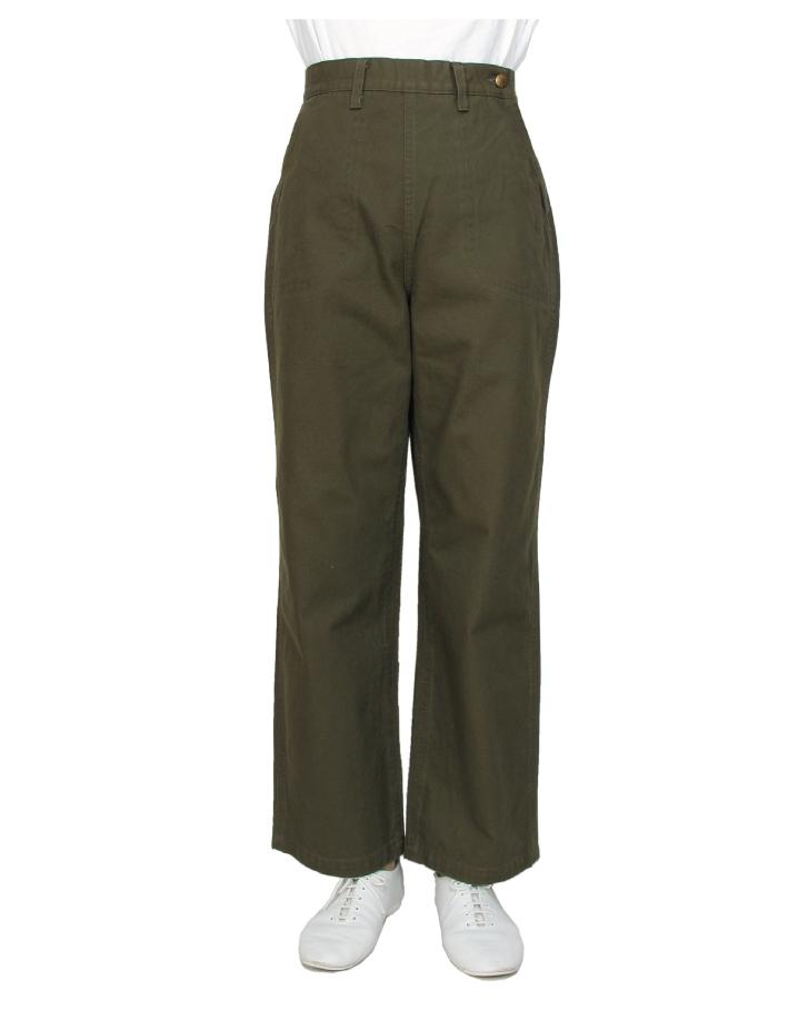 canvas ranch pants Lot:04124 - 画像1