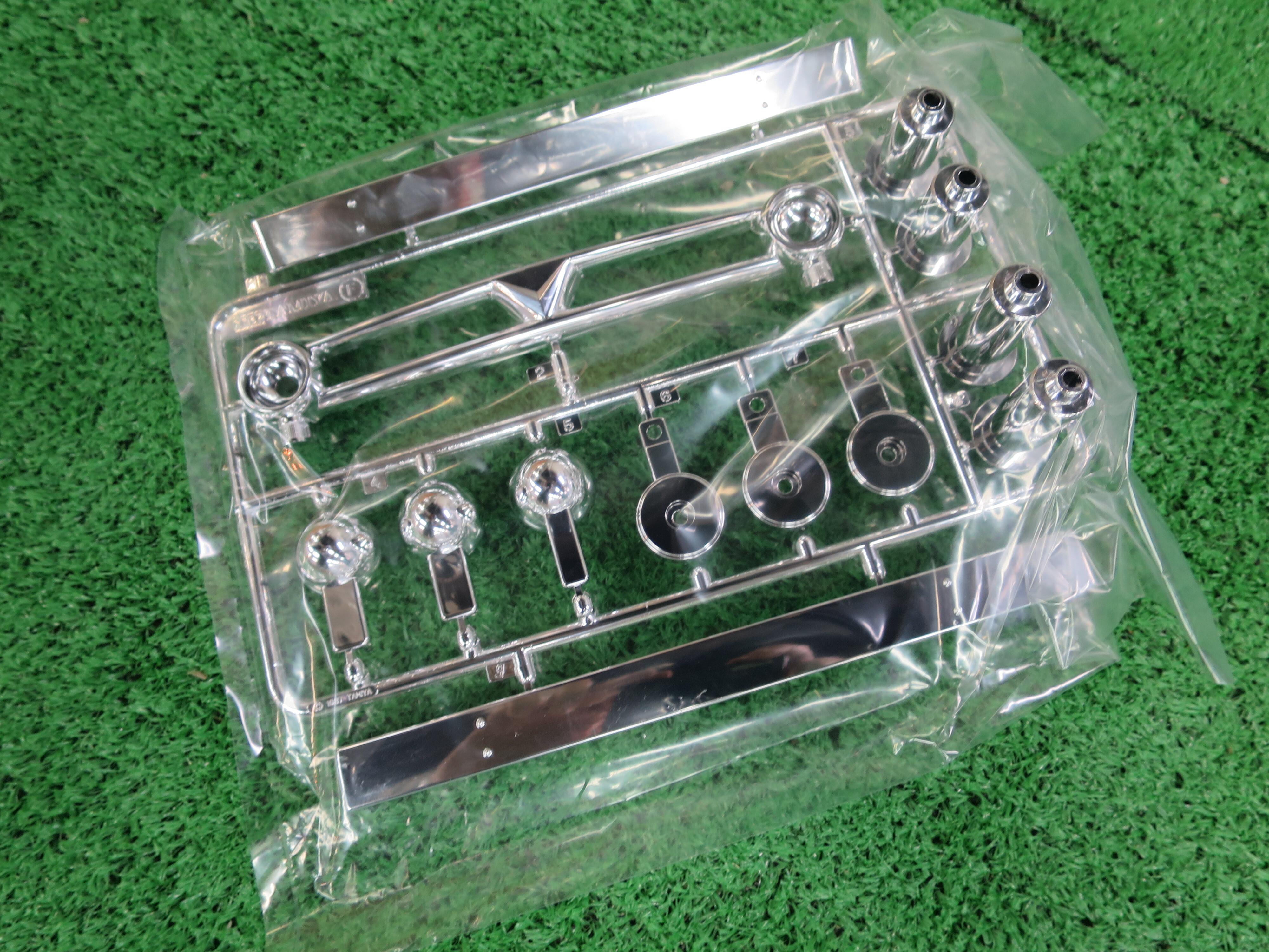 タミヤアフターパーツ ミッドナイトパンプキン Fパーツ メタリックSP用 19005797