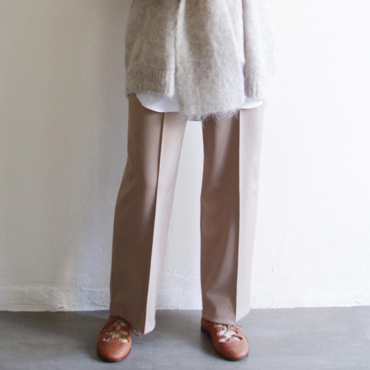 dolly-sean 【 women 】pique jersey wide pants