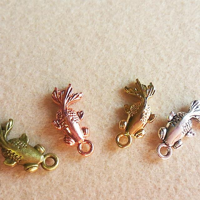 金魚チャーム [D01-004]