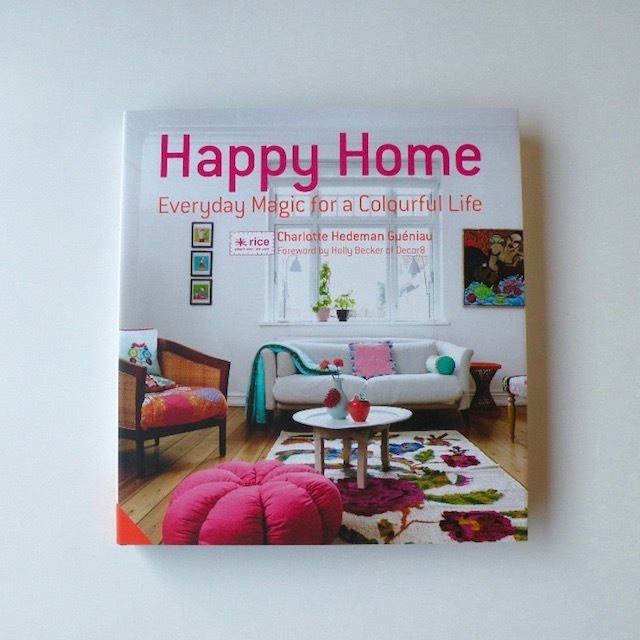 Happy Home-Everyday Magic-       BOOK