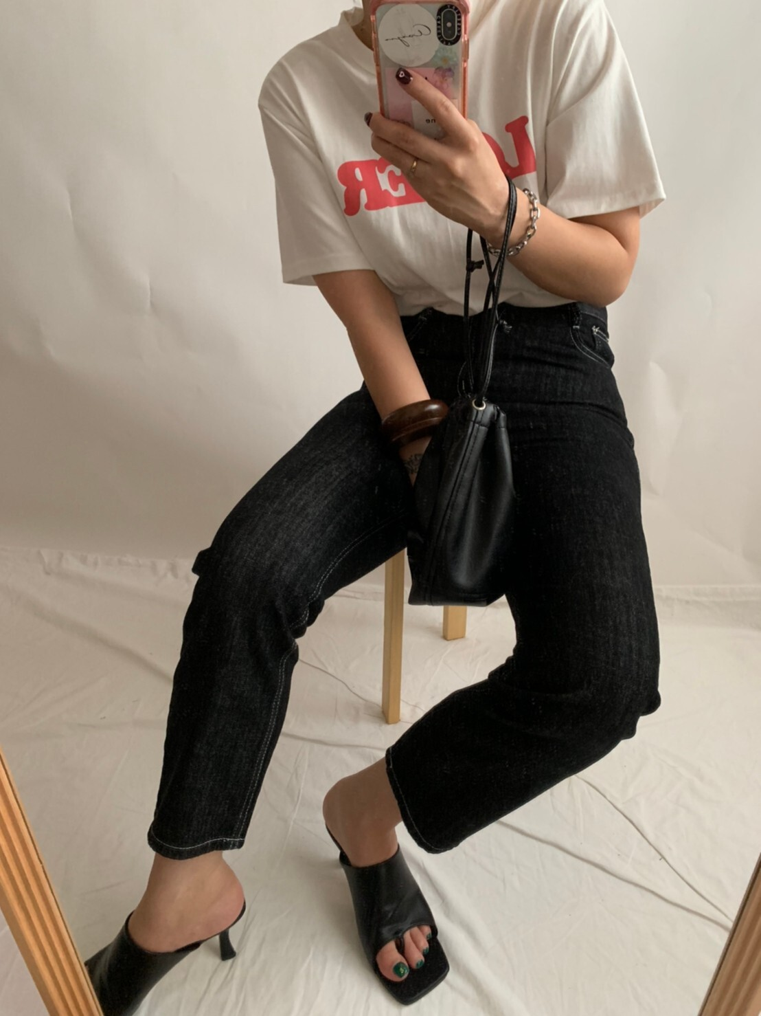 【asyu】style up denim