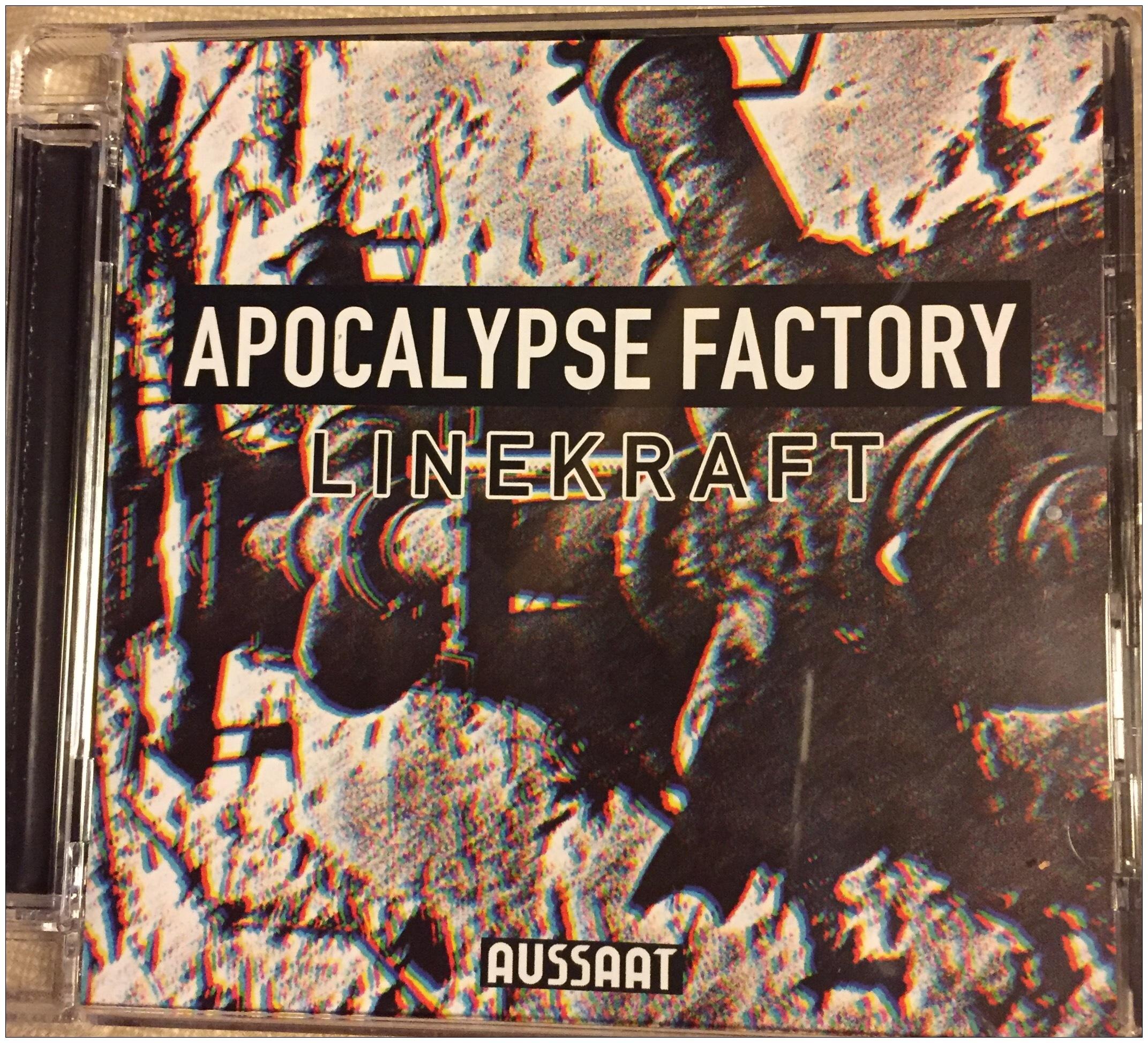 Linekraft - Apocalypse Factory  CD - 画像1