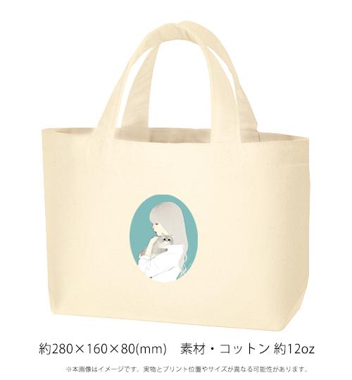 ちゅん生誕「2020-12-29」記念グッズ ミニトートバック