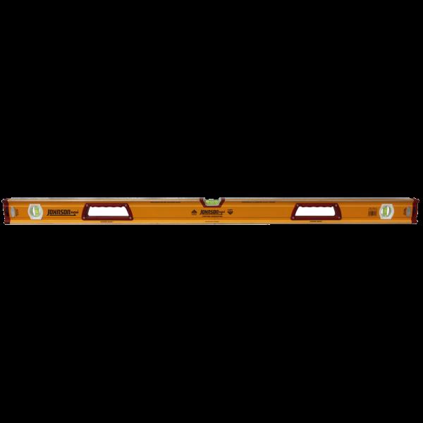 48インチ(120cm) ヘビーデューティー アルミボックス水平器