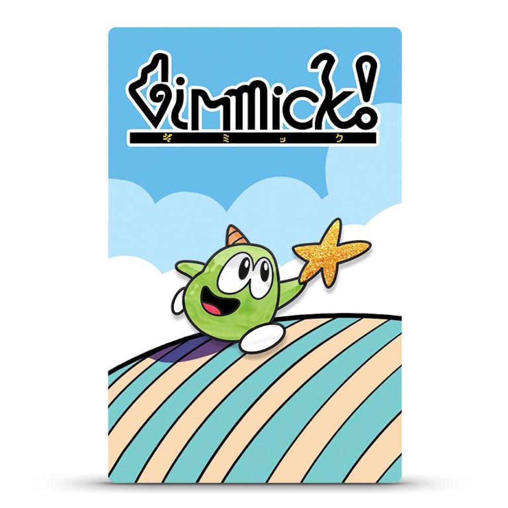 ギミック! GIMMICK! エナメルピンズ / iam8bit