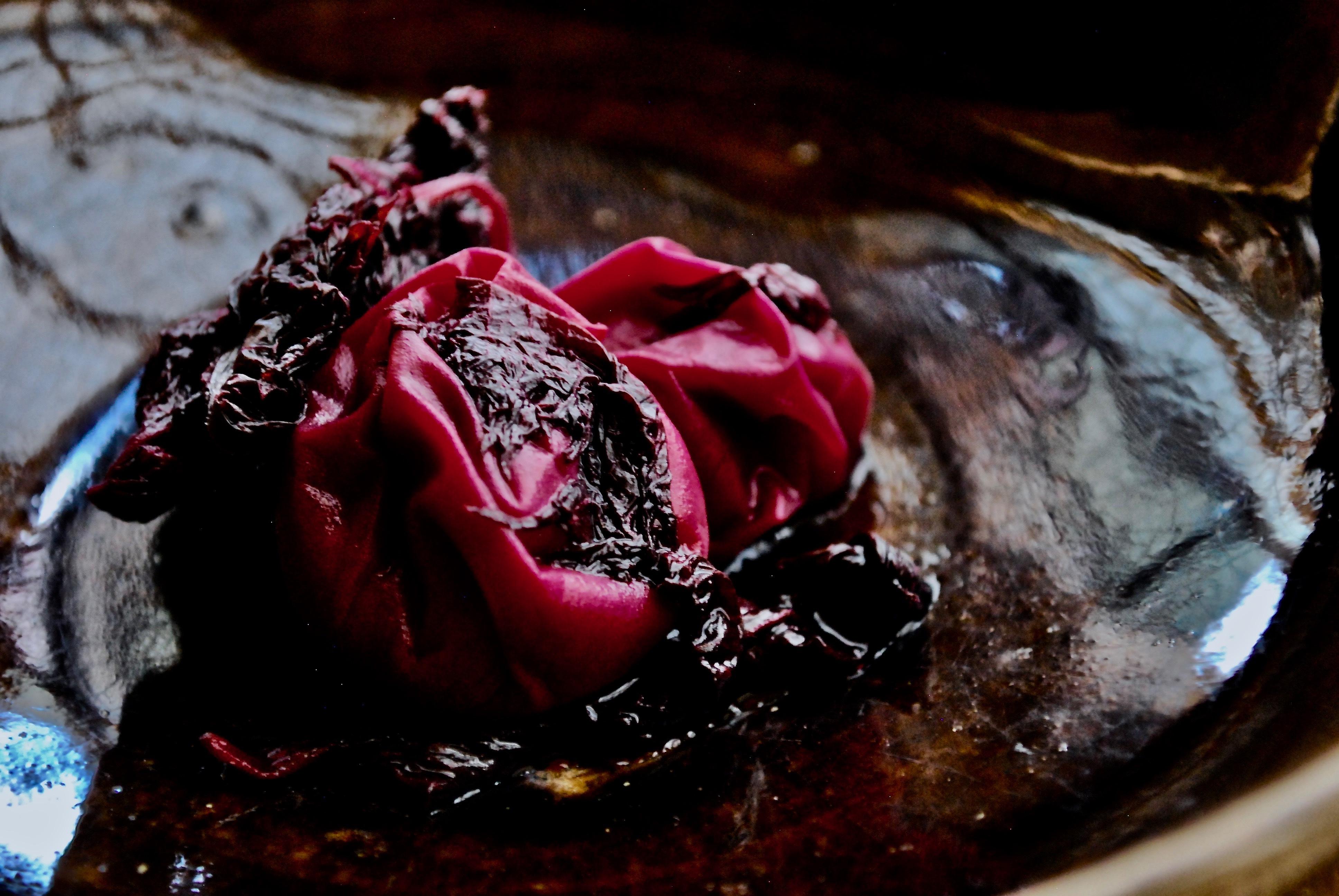 【梅干し】塩分17% 南高梅の自家菜園赤紫蘇干し