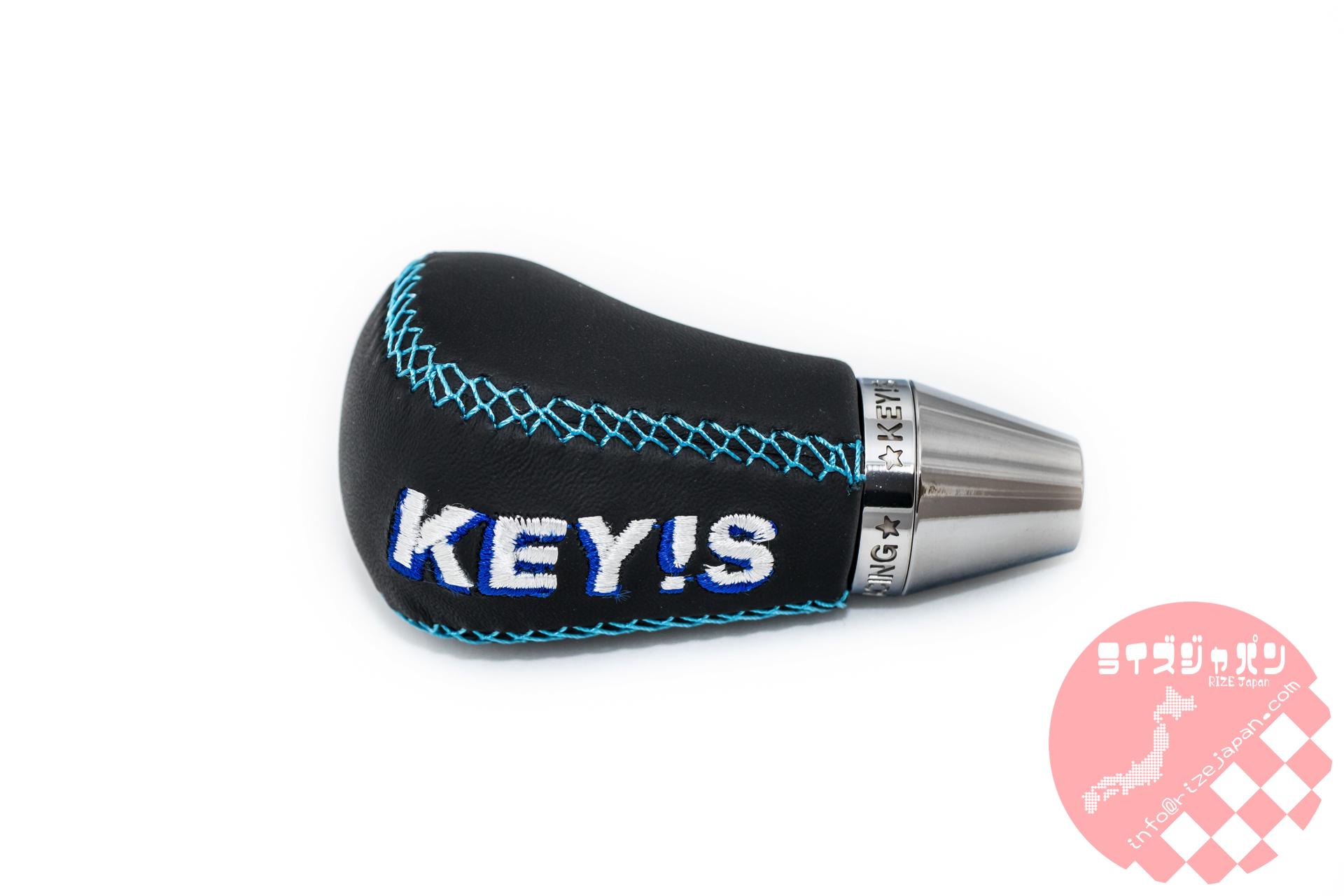 キーズレーシング シフトノブ レザー / Key's racing Shift knob LEATHER